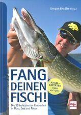 Angeln in schwierigen Gewässern Hecht und Zander Angel-Buch//Ratgeber Geck