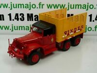PIN15B 1/43 IXO CIRQUE PINDER : DIAMOND transport de fourrage