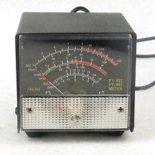 External S meter / SWR /Power Meter display meter For Yaesu FT-857/FT-897 balck