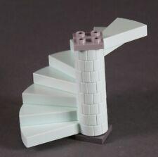 5x Lego Stufen Wendeltreppe beige Harry Potter Treppe 4752 4153417 40243