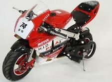 Minimoto bambini 50cc  2tempi benzina  mini motocross mini quad atv Garanzia