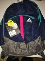ADIDAS Navy Blue-Grey school backpack, Stratton Backpack