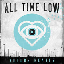 ALL TIME LOW Future Hearts CD limited Editon NEW 2015