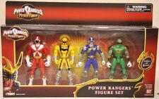 Power Rangers Mystic Force Exclusive 4 Pack Lightspeed Rescue,Ninja Storm (MISP)