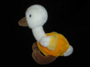 Hermann Original 10.5 in. Ostrich Plush Made In Germany