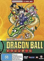 Dragon Ball Complete Collection Part 1 (Sagas 1-6) NEW R4 DVD