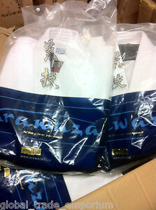 ARAWAZA CORAL 15oz Top Quality JUDO SUIT GI Martial Arts - 9 Sizes! **REDUCED**
