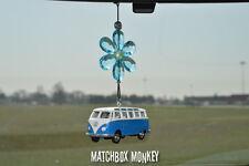 Volkswagen Split Window Samba Bus Van Camper Kombi VW T2 Mirror Hanger Ornament