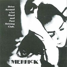 Drive Around A Lot Hard And Fast Driving Club by Merrick (Group) (CD,...