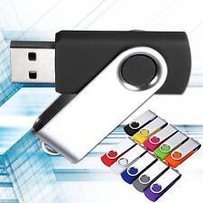 Girevole 64MB Chiavetta USB 2.0 memoria Flash Pendrive Archiviazione chiavettaBH