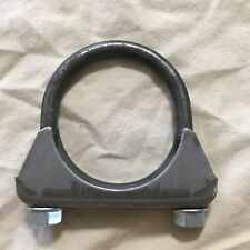 "Heavy Duty 2 1/4 Exhaust Clamp 3/8"" U Bolt"
