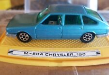 Vintage Pilen M - 804 Chrysler 150 1/64 New Old stock from store display
