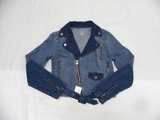 Roxy Big Waves Blue Jacket Sz Small SERJJK03164