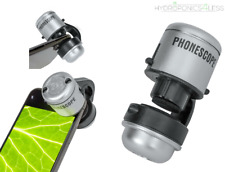 PhoneScope Mobile Phone iPhone Android Camera Microscope Nature Photography