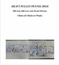 HEAVY PULLEY PENNEL SEA FISHING RIGS