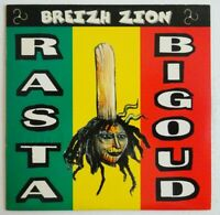 RASTA BIGOUD : BREIZH ZION / SENSE ♦ CD SINGLE PROMO ♦