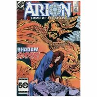 Arion: Lord of Atlantis #34 in Very Fine + condition. DC comics [*xa]