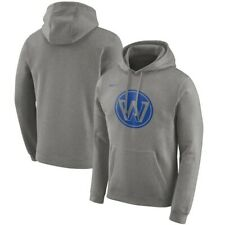 Nike Mens NBA Golden State Warriors City Edition Hoodie Sweatshirt Large NEW $70