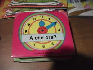 A CHE ORA ? EDITRICE PICCOLI