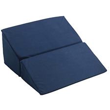 New Drive Medical Folding Bed Wedge Compact Design Travel Friendly 12 Inch