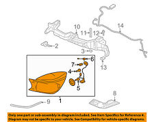 Buick GM OEM 2005 Rendezvous-Headlight Assembly 10342802