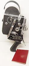 CAMERA PAILLARD BOLEX H 16 Leader -16 mm - 1952  - N° 73074 - + poignée