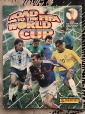 Road to the FIFA World Cup 2002 - Panini Album COMPLETE