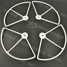 1 Set Protection Cover For F550 550 F450 450 MultiCopter Quadcopter Kits White