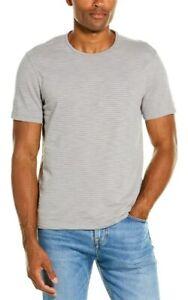 BNWT John Varvatos Summer Stripe Crew Neck T-Shirt MSRP $98!!!