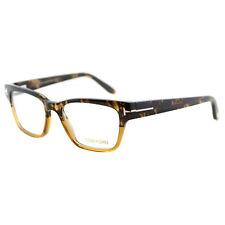 NEW AUTHENTIC Tom Ford TF5288 050 Eyeglasses Tortoise Gradient 49-16-140