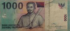 Indonesia 1000 Rupiah 2009 DEO 074007
