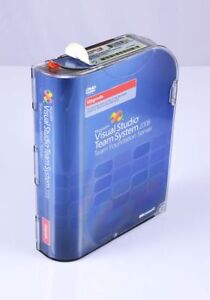 NEW SEALED Microsoft Visual Studio 2008 TEAM FOUNDATION SERVER (SKU: 125-00693)