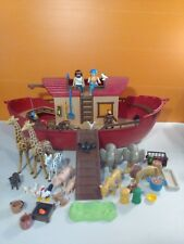 sympa arche de noé 3255  playmobil ( bateau , animaux  ) 0442