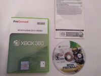 NCAA College Football 14 Xbox 360 2014 Tested Great Condition Not Original Art