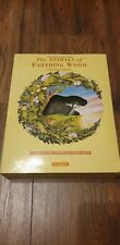 RARE VINTAGE THE ANIMALS OF FARTHING WOOD BY HORNBY
