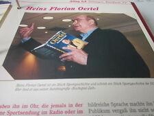 C' était la rda quotidien journaux radio tv Heinz Florian Oertel