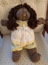 Coleco Cabbage Patch Appalachian Black American Doll Xavier Roberts '86 Tongue