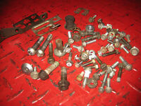 Honda CBR 900 900rr CBR900 CBR900RR misc nuts bolts screws washers mounts 93-95