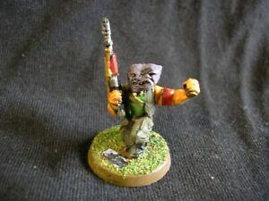 Warhammer 40k Genestealer Cult Acolyte Hybrid guardsman