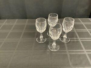 Crystal Wine Glasses w/Watermark(LA27)