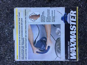 Chamberlain Waxmaster for waxing/polishing