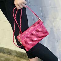 Women Shoulder Bag Tote Messenger Leather Crossbody Bags Satchel Purse
