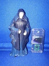 Star Wars Emperor Palpatine figure loose with Comm Chip complete weapon TPM