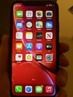 Apple Iphone Xr 64gb Unlocked Red (read Description)