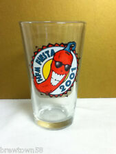 HFM Fiesta 2001 event jalapeno drinking glass beer glass drink glasses 1 OI2