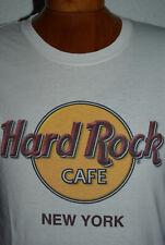 Hard Rock Cafe T-Shirt NEW YORK Classic Logo - Unisex Gr:S  * NEU *