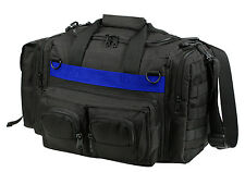 police thin blue line bag concealed carry ccw pack black tactical rothco 2656
