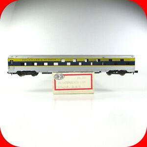N Scale D&H DELAWARE HUDSON Slumbercoach Sleeper Passenger Car CON-COR 4341 RARE