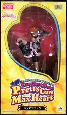 Excellent Model Futari wa PreCure Max Heart Cure Black Figure MegaHouse F/S