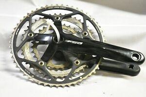 FSA Full Speed Ahead Crankset Black BCD130/74-5 42/53T 170mm CK-600 USA Charity!